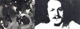 По време на ареста на вампира Йохан Хейх на 18.03.1949 г. (снимката вляво) и вампирът от Нюрмберг, тероризирал Германия през 1974 г. (снимката вдясно)